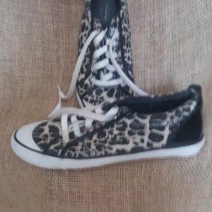 Coach Leopard Print Sneakers sz.7 $20