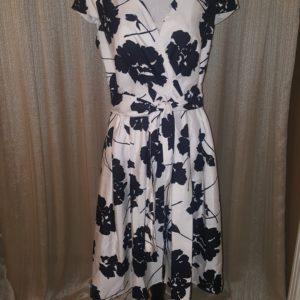 Jessica Howard Floral Print Midi Dress sz.12 $30