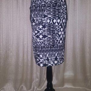 Analogy, Pencil Skirt, Medium, $10