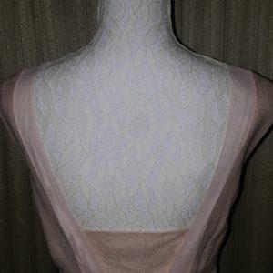 Fenn Wright Manson Pencil Dress Suit Back Sz 12