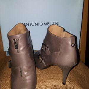 Antonio Melani Peep Toe Bootie Sz. 10 $45