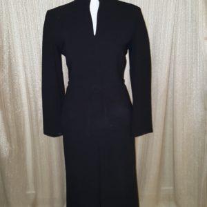David Warren Tie Waist & Slim Pant Suit Sz. 4 $45