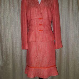 Liz Claiborne Tailored Fit Skirt Suit Sz. 10 $65