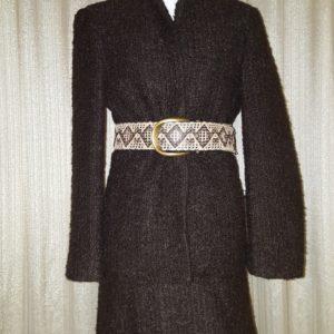 STUDIO Tweed Skirt Suit Sz. 8 $50