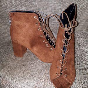 Shoe Republic LA Lace Up Bootie Sz. 11 $25 Never Worn