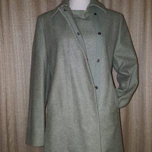 cK Wool Snap Front Jacket Sz. 6 $65