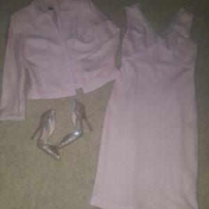 shop this look – dress suit